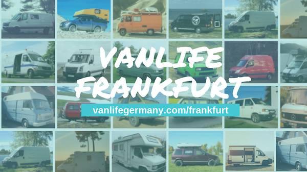 Vanlife Frankfurt